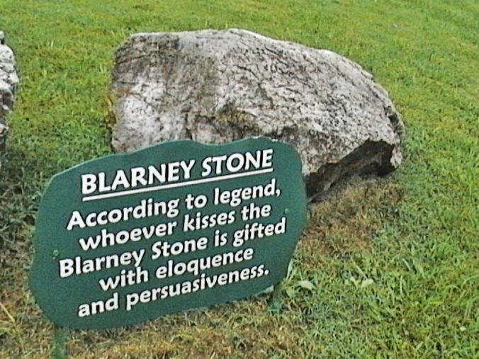 blarney sign